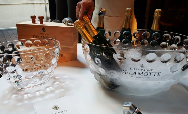 Champagne delamotte Champagne Salon millésime cuvée laurent perrier vin gastronomie exception photo blog United States of Paris