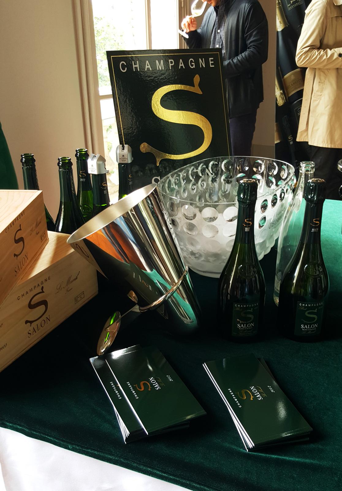 Champagne delamotte d couverte p tillante des crus for Salon vin paris