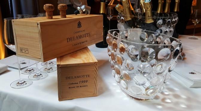 Champagne Delamotte : découverte pétillante des crus version 2015