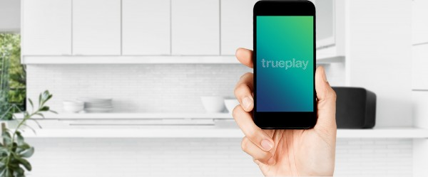 Sonos Trueplay avis critique test enceinte play 5 nouvelle application ios smartphone