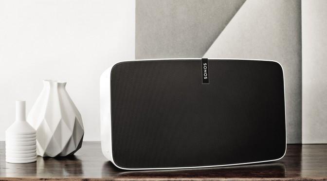 SONOS révolutionne l'écoute musicale avec l'appli Trueplay