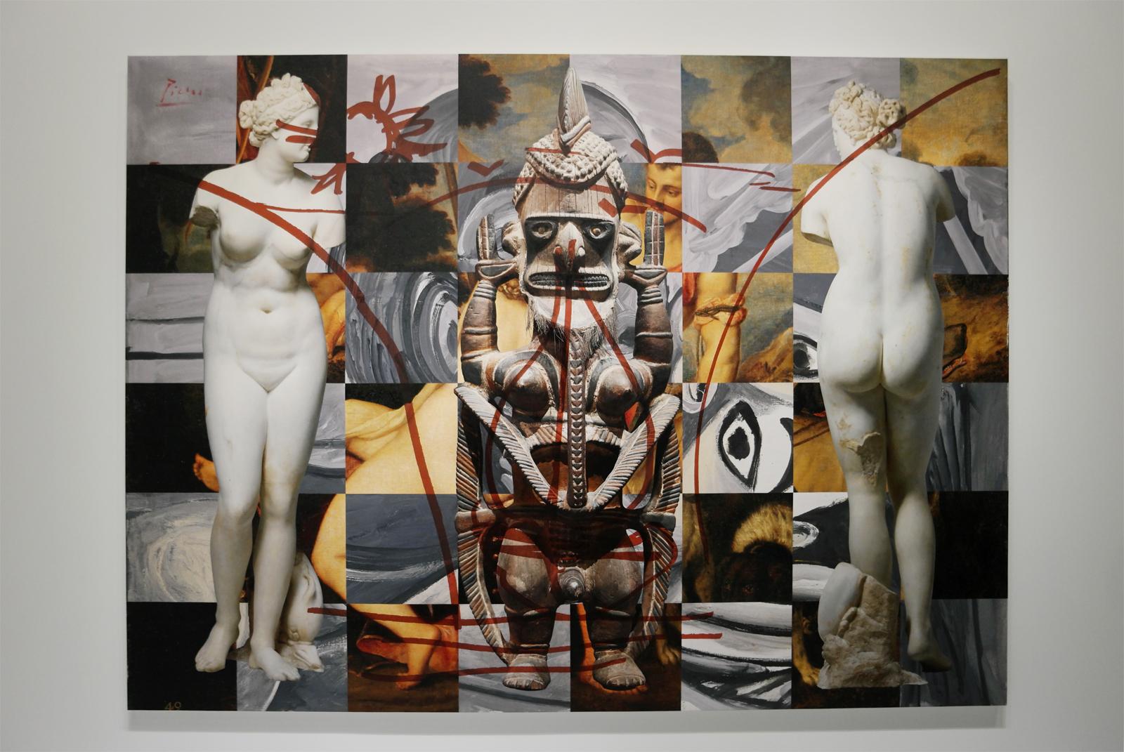 Antiquity Uli, 2011, Jeff Koons