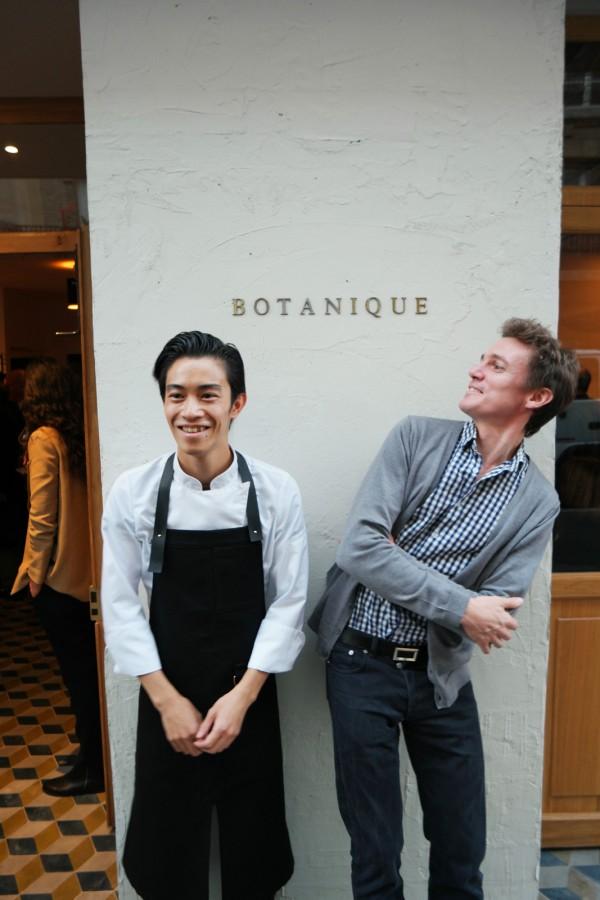 Botanique Restaurant Sugio Yamaguchi Alexandre Philippe nouveau avis new Oberkampf cuisine feu de bois badoit Photo by United States of Paris