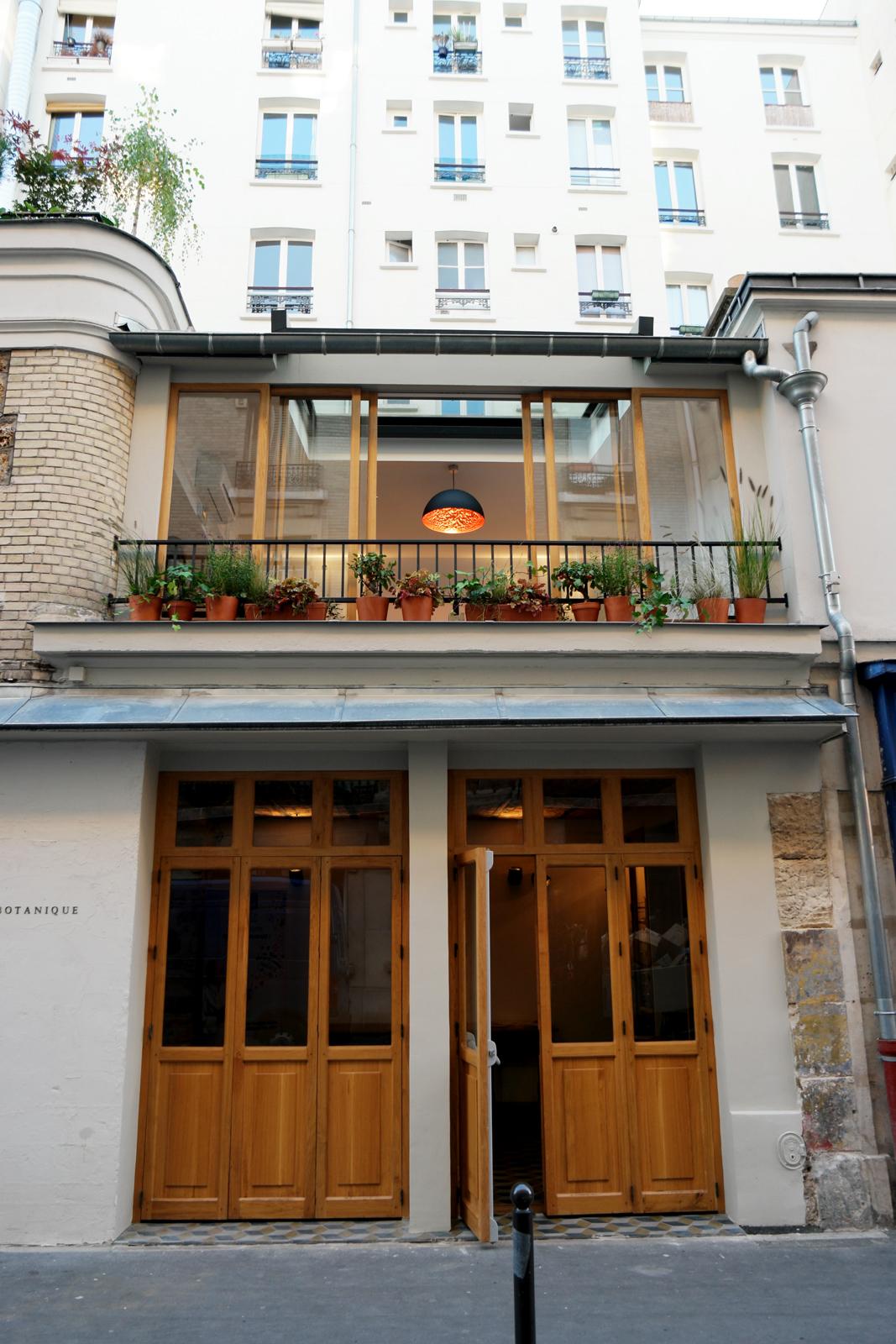 Botanique Restaurant Nouvelle Adresse Food DOberkampf - Rue de la cuisine avis