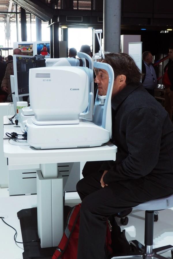 Diagnostic ophtalmologique