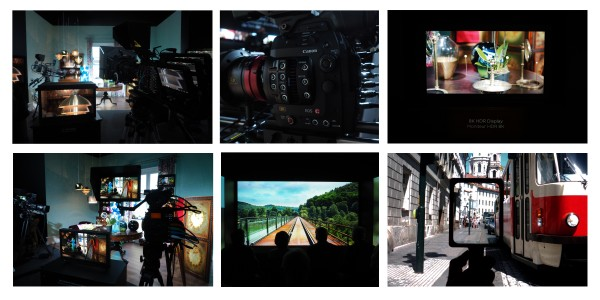 Canon Expo 2015 futur découverte Innovation technologie 8K HD video film broadcast photo by United States of Paris