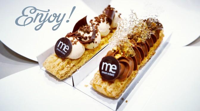 ME – Mon Eclair : spot souriant pour dessert savoureux fait minute !