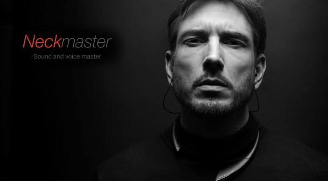 Neckmaster : casque Bluetooth, nouveau partenaire design de votre smartphone !