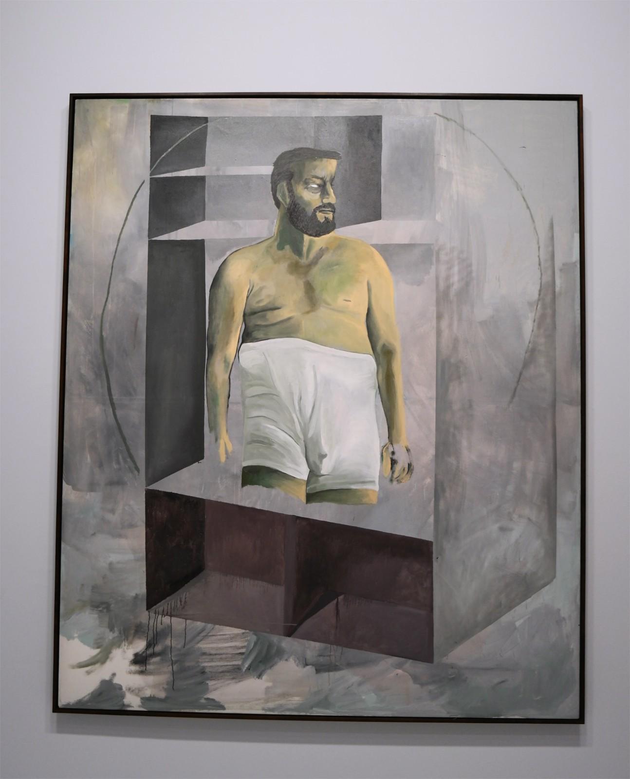 Ohne Titel (sans titre), 1988, Martin Kippenberger
