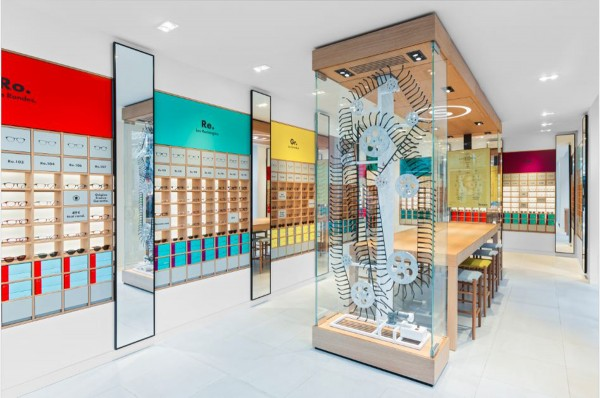 Sensee avis Marc simoncini opticien tarif applestore Made in france boutique
