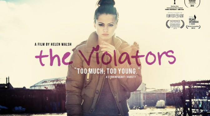 Interview: Lauren McQueen, revelation of the movie The Violators & of the Dinard British Film Festival