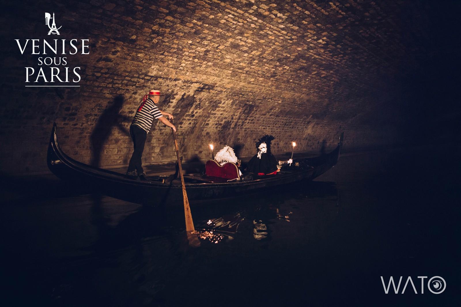 Venise sous paris wato évènement we are the oracle réservation soirée paris janvier 2016