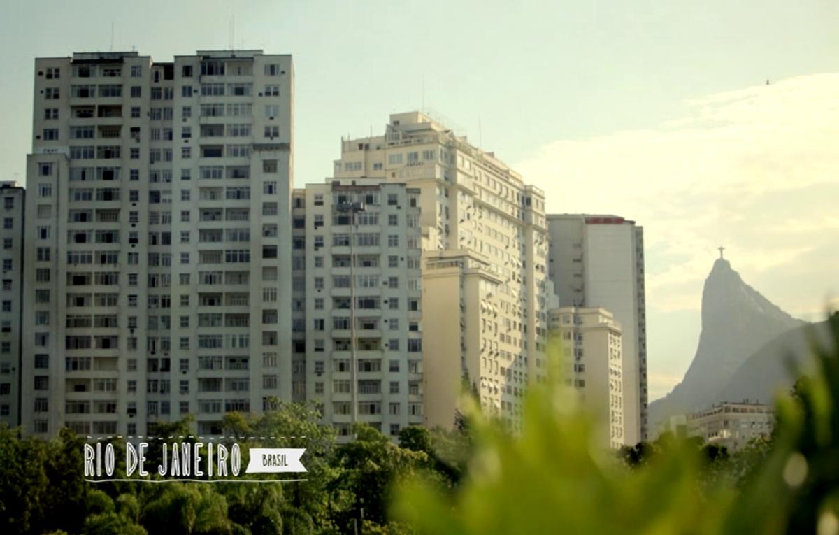 ZAZ Sur la Route film CD DVD live réalisé par Thomas Lepage vue de la ville de Rio de Janiero city Brasil tournée mondiale world tour 2014