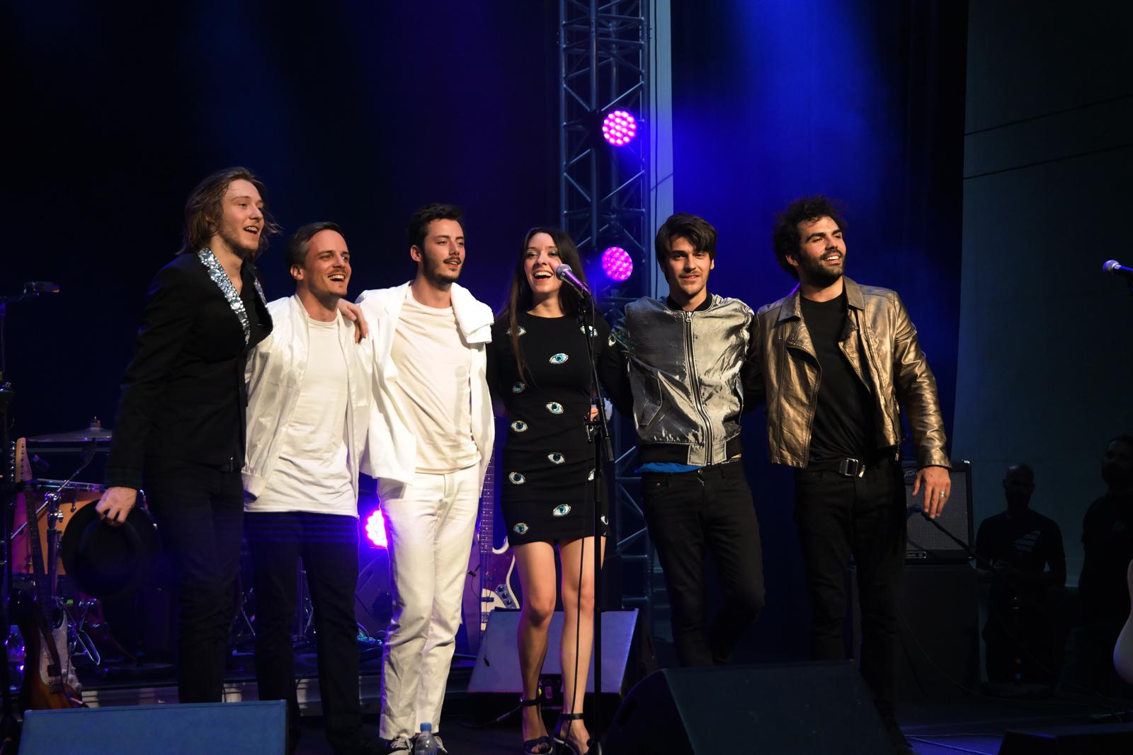 concert Festival Days Off 2015