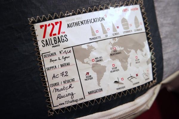 estory idee cadeaux noel 727 sailbgs voilier écologie sac voile bateau recyclée authenticité photo by United States of Paris