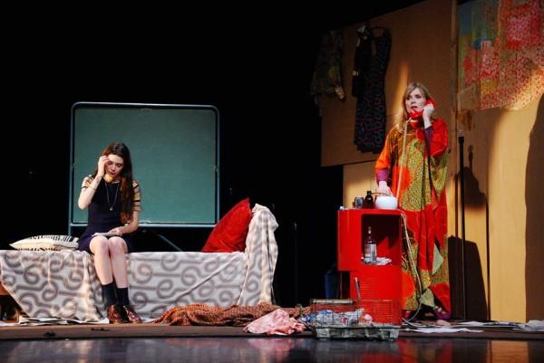 Armande Boulanger et Isabelle Carré photo CinéWatt