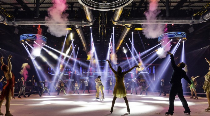 Believe : Roméo & Juliette sur patins le nouveau show d'Holiday On Ice