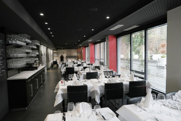 Hotel Dream Mons avis prix tarif critique restaurant menu Mezzo salle Photo by blog United States of Paris