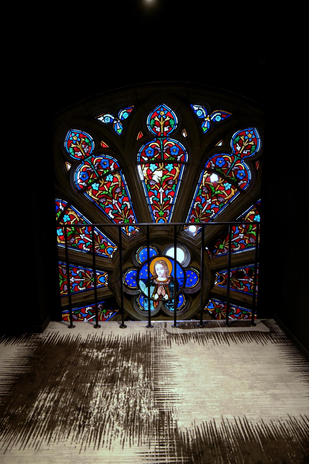 Hôtel Dream à Mons : dormir dans une église #insolite -