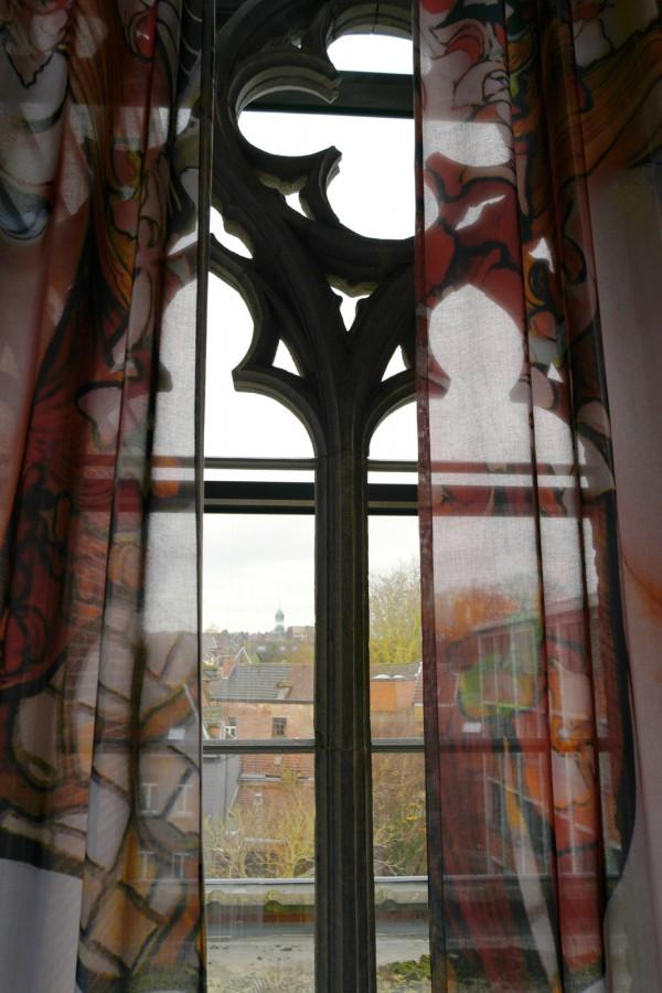 Hotel Dream Mons belgique tourisme avis prix tarif critique ogive chambre déco église gothique Photo by blog United States of Paris