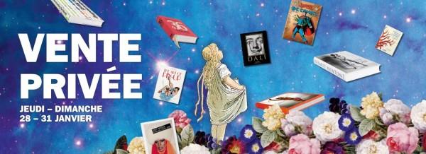 Taschen librairie ventes privés Rue de buci Paris 28 au 31 janvier 2016 concours