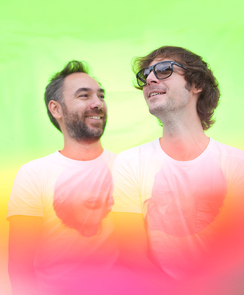 Pony Pony Run Run Gaëtan et Amaël Réchin nouvel album Voyage Voyage Pias France Le Label interview musique