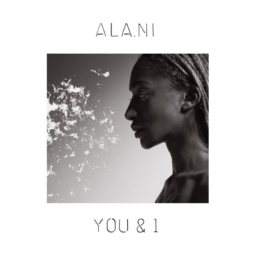 ALA.NI You and I album cover No Format music musique singer