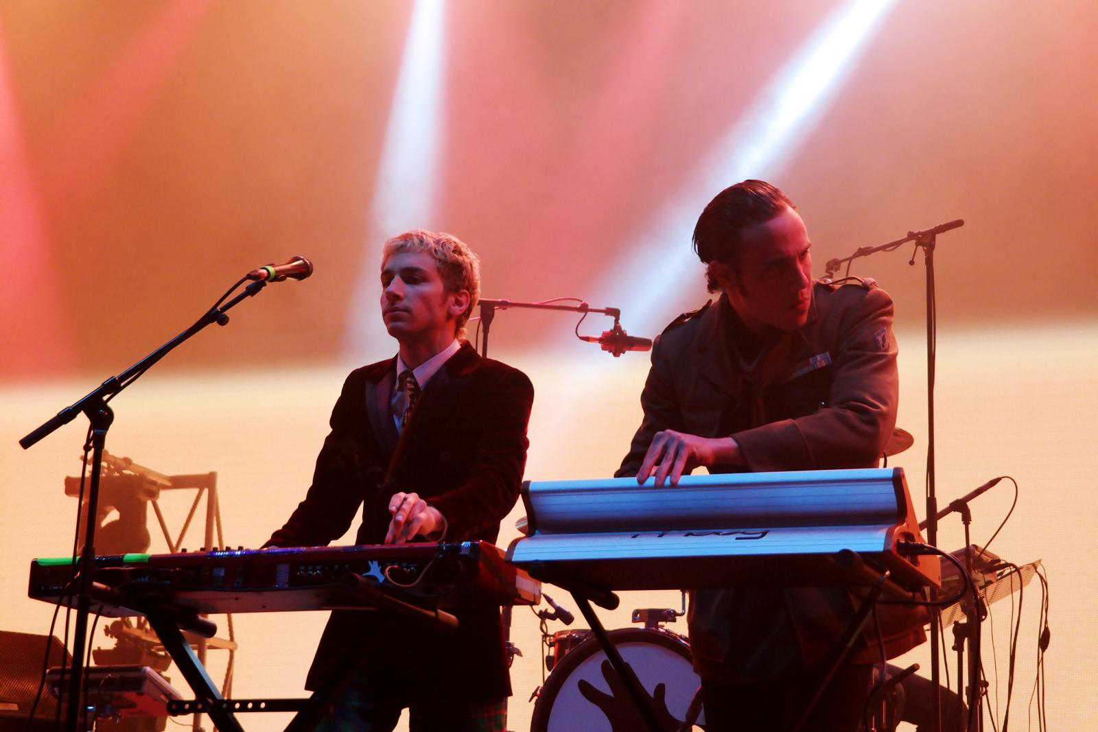 La Femme live concert Printemps de Bourges 2016 avec Marlon Magnée festival musique tournée photo scène usofparis blog