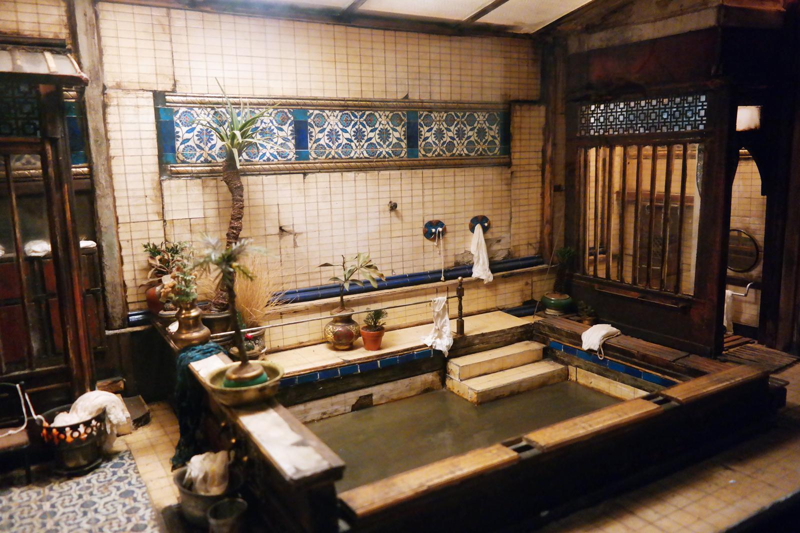 Les bains de Mirande, 2006, Ronan-Jim Sevellec