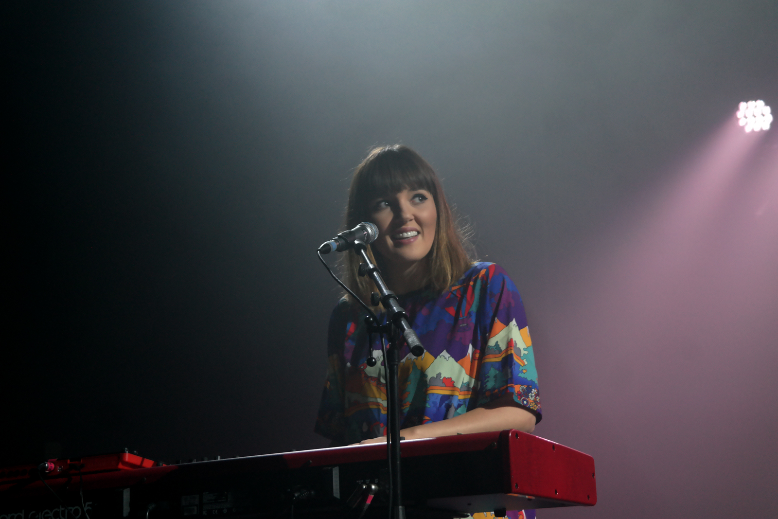 Oh Wonder music band Josephine Vander Gucht live concert Printemps de Bourges 2016 festival musique stage photo usofparis blog