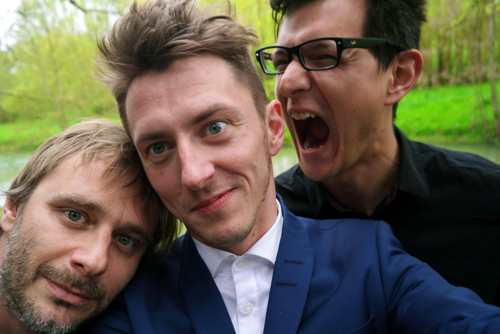Selfie original de Nord chanteur concert Les Inouies Printemps de Bourges 2016 festival musique exclu usofparis blog