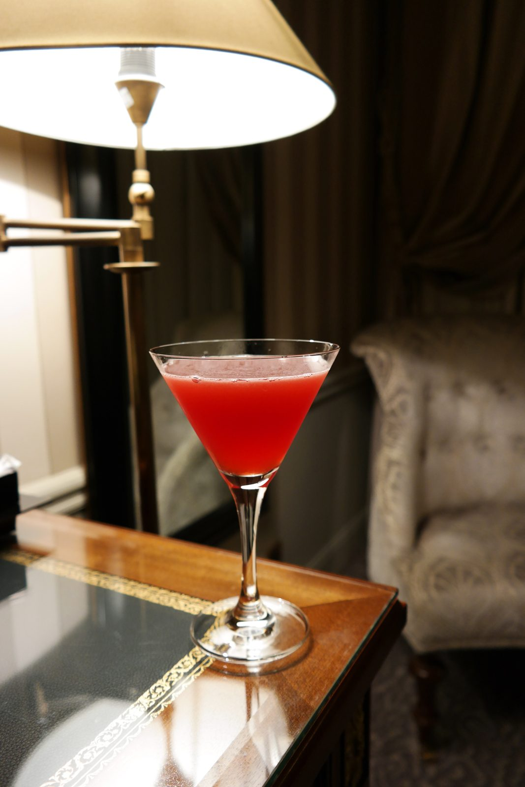 Le Signature cocktail d'Alexandre !