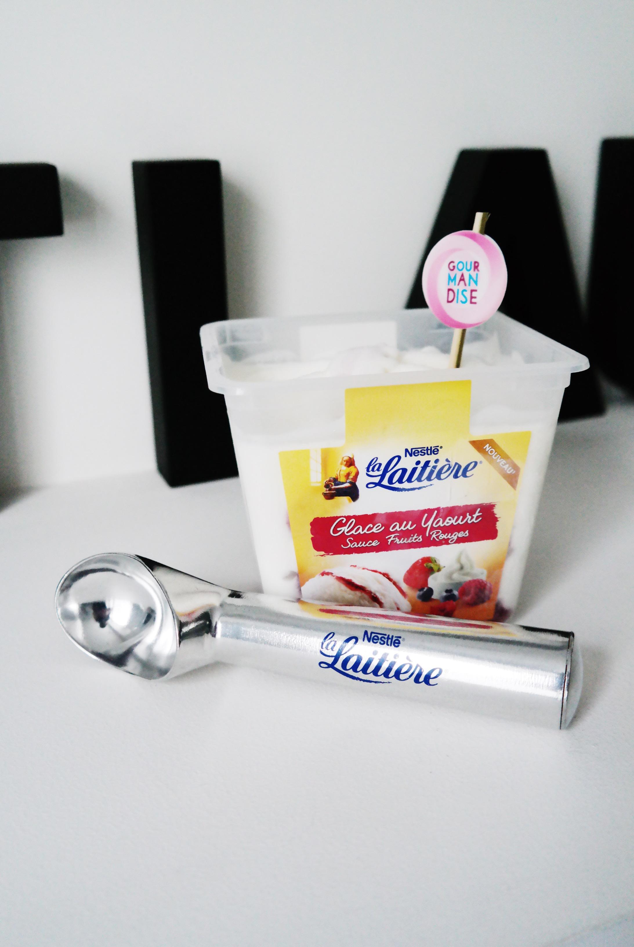La-Laitière-Glaces-saveur-yaourt-sauce-fruits-rouges-nouveau-pot-bac-nestlé-avec-cuillère-portionneuse-boule-de-glace-manche-eutectique-photo-usofparis-blog