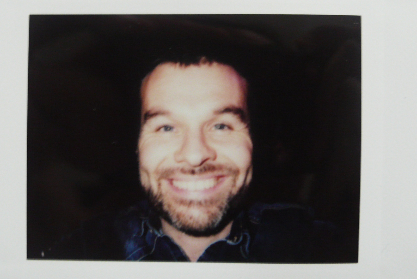 Selfie polaroid exclu de Ladislas Chollat pour #UsofParis
