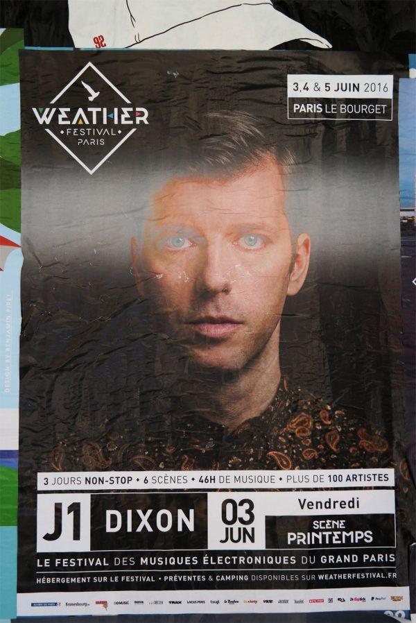 Weather Festival 2016 Le bourget programmation musique éléctro DJ concert live concours Blog United States of Paris