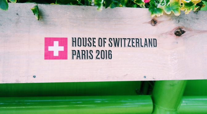 House of Switzerland : la Suisse au Wanderlust Paris ! #Foot & #Food