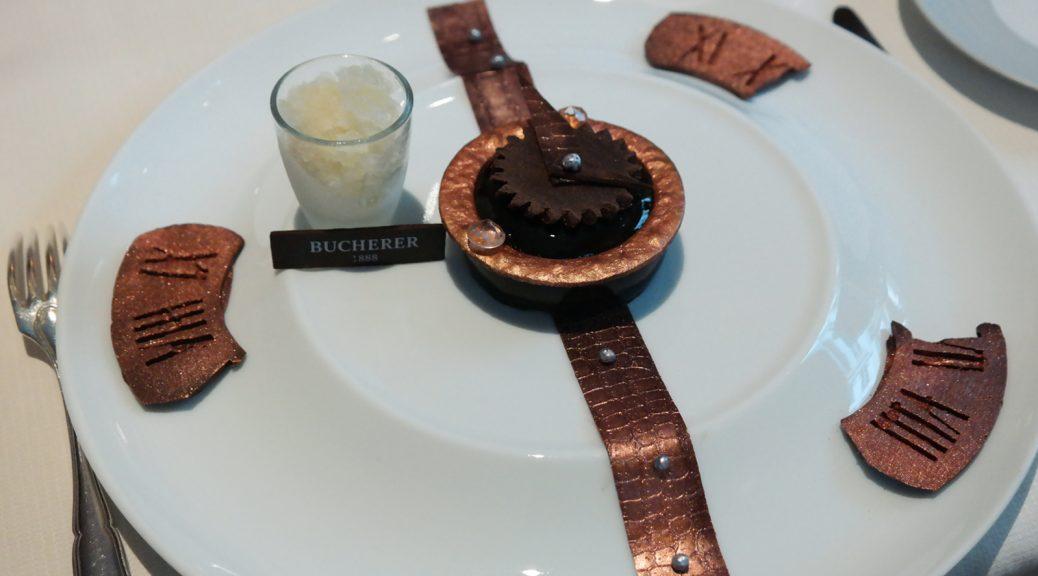 Instant Chocolat bucherer avis critique hotel westminster restaurant céladon dessert création bryan esposito photo blog United States of Paris