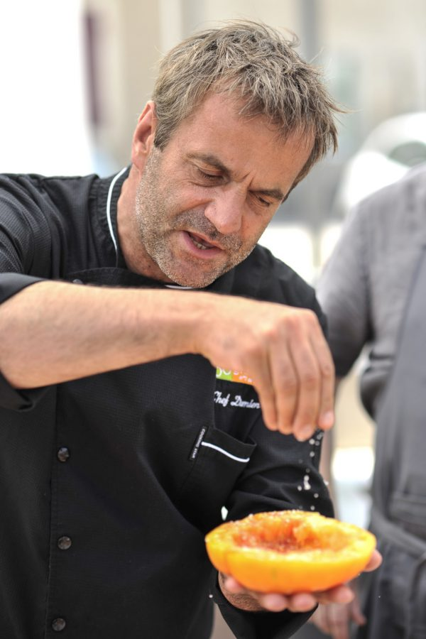 Lot of saveurs festival cahors Michel sarran restaurant etoile chef produit gastronomie avis blog United States of Paris