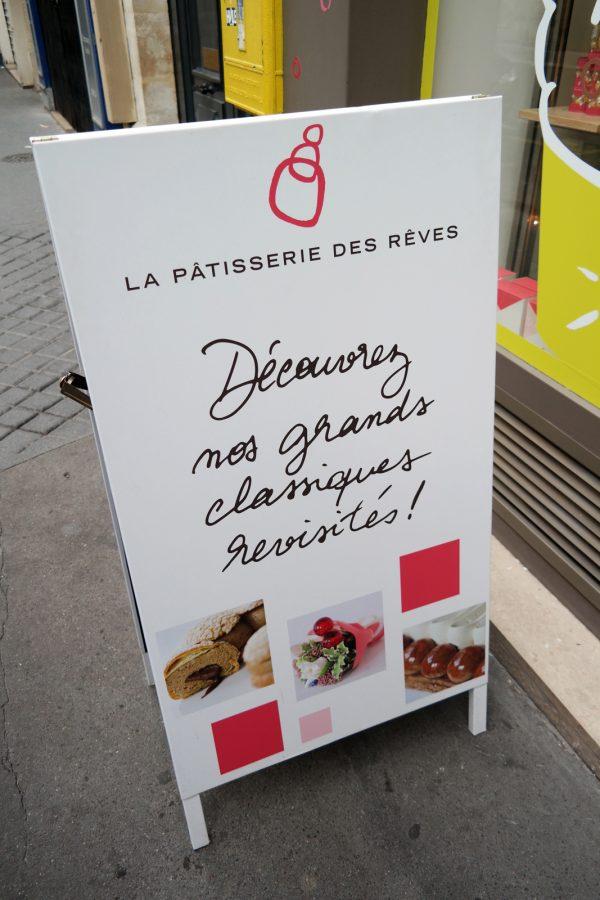 Patisserie des rêves rue du bac sucré 2016 paris dégustation grands classiques desserts revisités en glace street photo usofparis blog