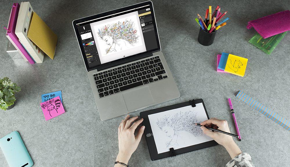 Slate ISKN test avis prix imagink innovation dessin graphisme made in france Blog United States of Paris