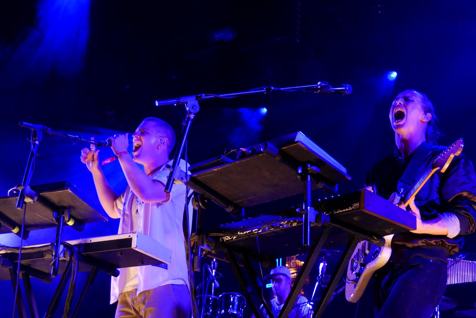 Jungle festival Fnac live 2016 été électro scène concert musique report photo by blog united states of paris