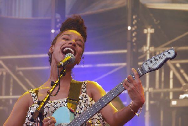 Lianne La Havas Fnac live 2016 festival été concert musique report photo scène by blog united states of paris