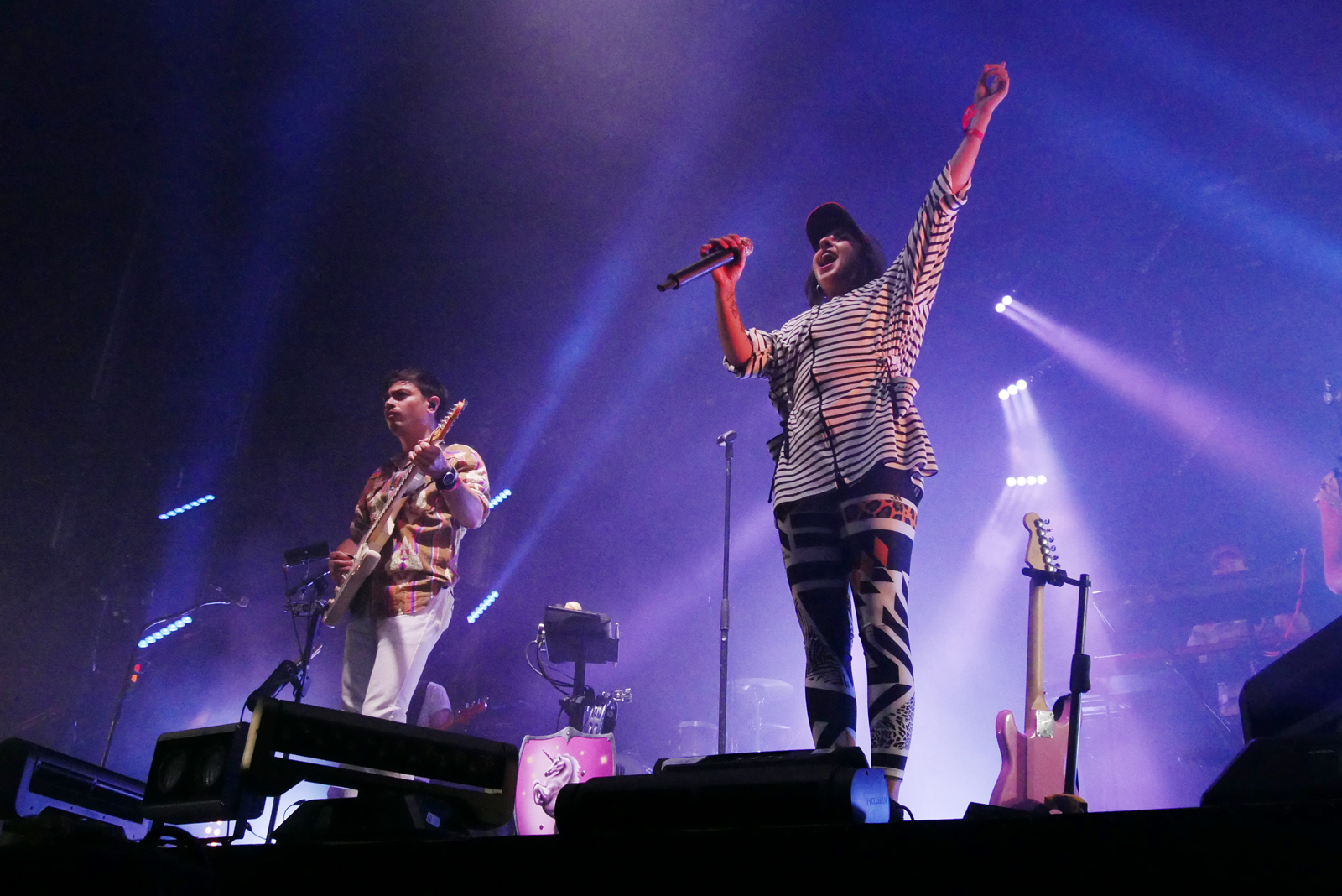 Lily wood and the prick Fnac live 2016 concert musique report photo scène by blog united states of paris