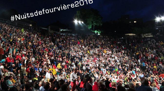 Live-report Christophe et Jeanne Added @ Nuits de Fourvière 2016