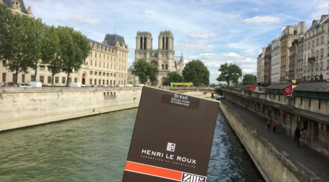 Concours Henri Le Roux : gagnez des tablettes «Origine Brésil» & «Origine Vietnam»