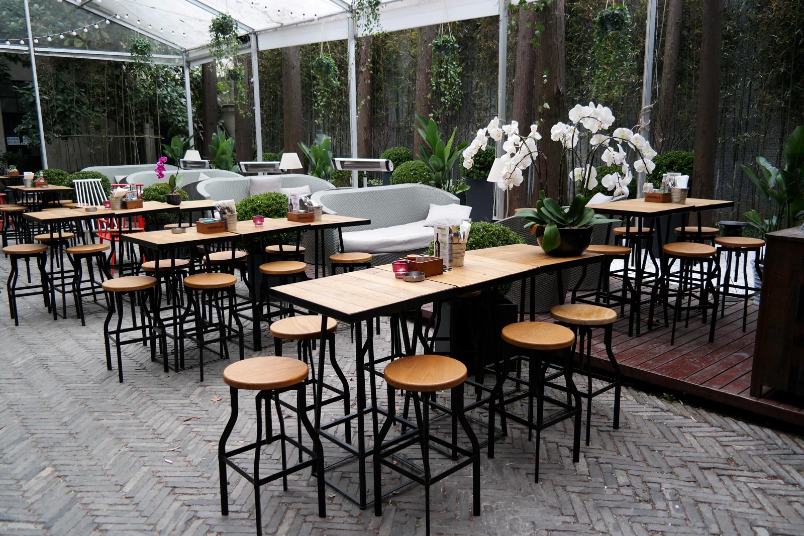Urbn hotel shanghai nuit exceptionnelle dans un cadre for Tempting places