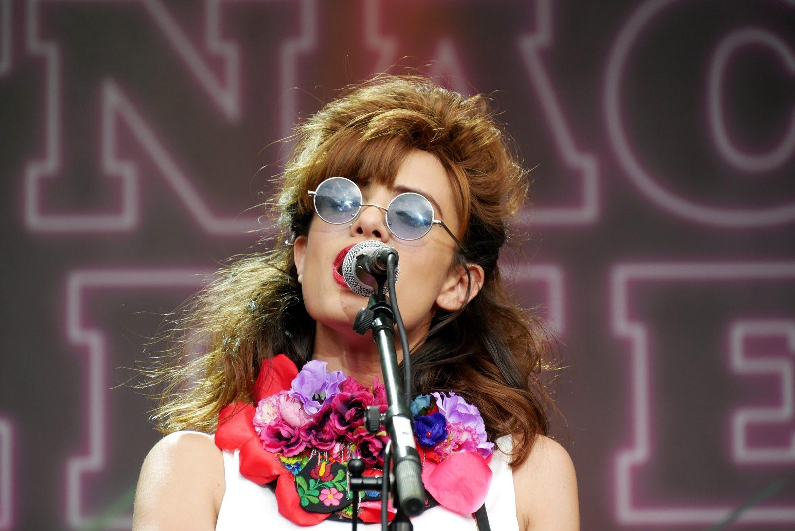 lola marsh Yael Shoshana Cohen Fnac Live 2016 Report concert mercredi 20 juillet musique photo by blog united states of paris