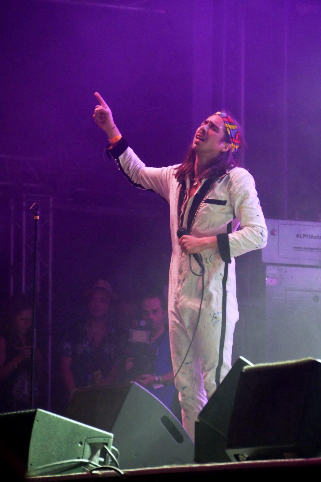 David Boring Naive New Beaters concert Rock en Seine 2016 festival paris photo scène usofparis blog