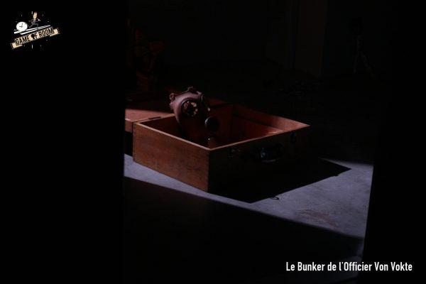 Game of room lyon avis critique escape game villeurbanne test bunker Officier Von Vokte Blog United States of Paris