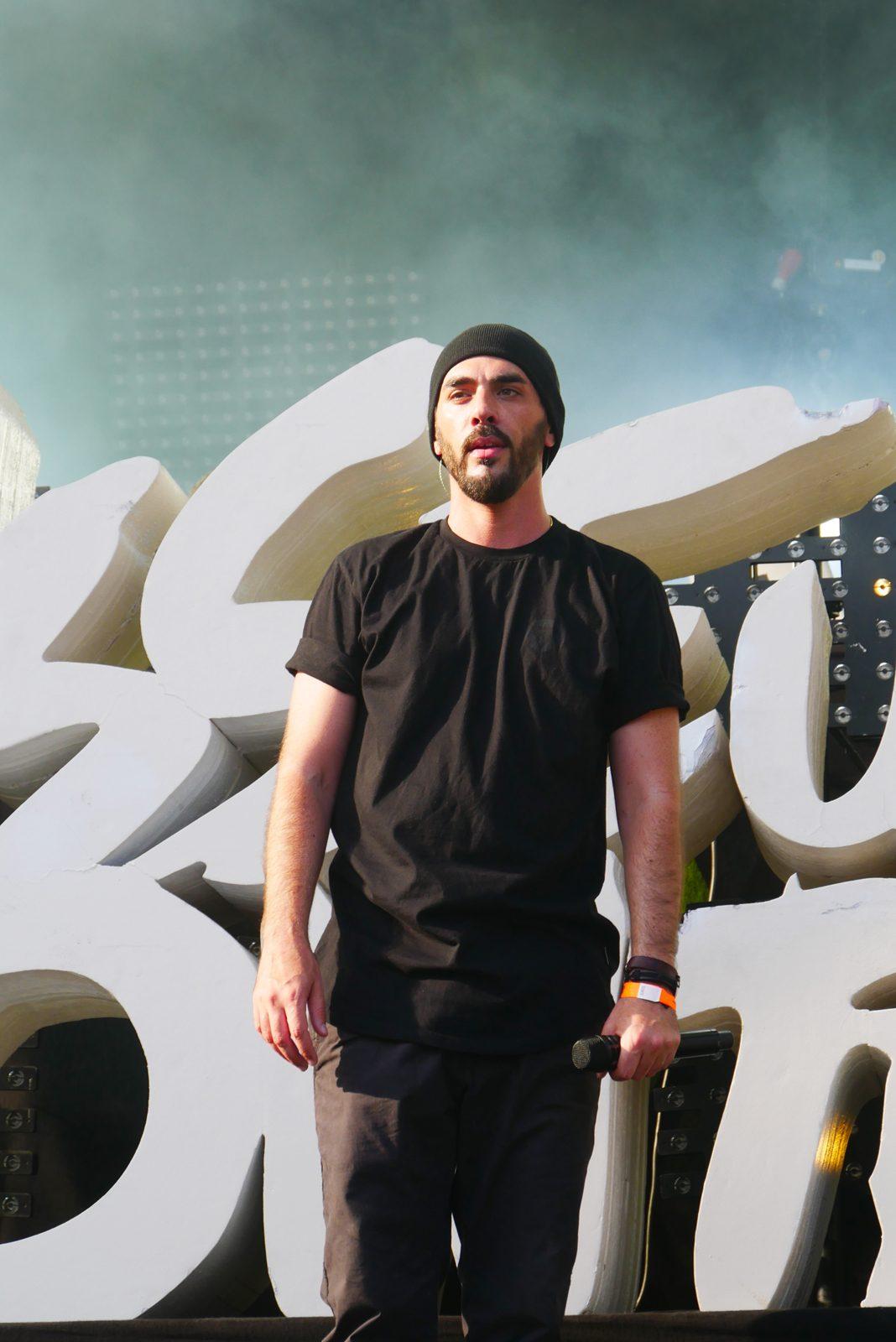 Gringe Casseurs Flowters concert live Rock en Seine 2016 festival paris photo scène usofparis blog